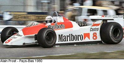 Ecurie McLarens 413