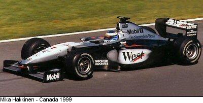 Ecurie McLarens 50