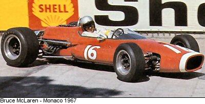 Ecurie McLarens 609