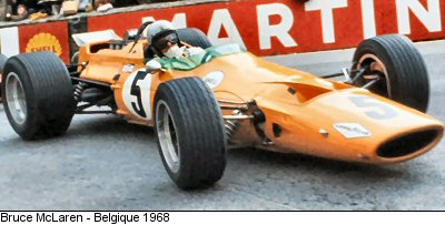 Ecurie McLarens 624