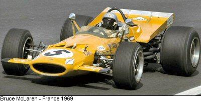 Ecurie McLarens 636