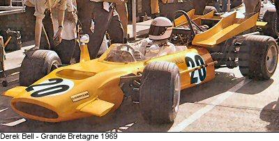 Ecurie McLarens 647