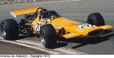 Ecurie McLarens 662