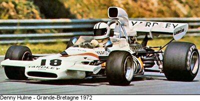 Ecurie McLarens 685