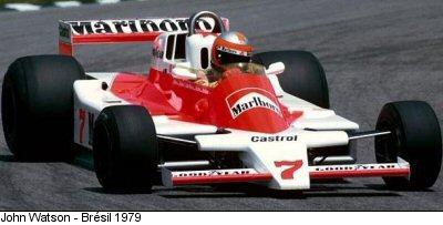 Ecurie McLarens 802