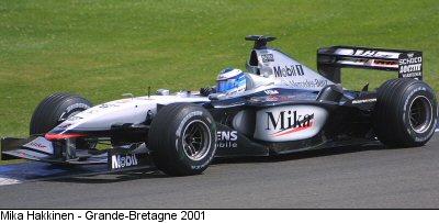 Ecurie McLarens 824