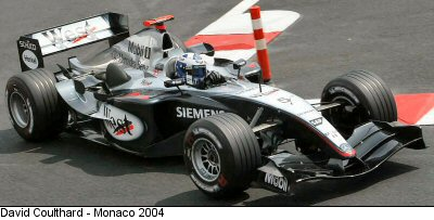 Ecurie McLarens 868