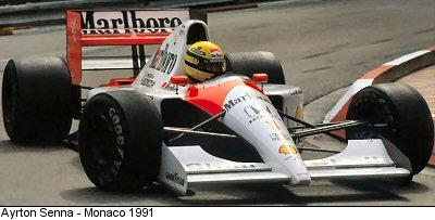 Ecurie McLarens 92