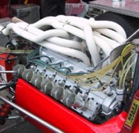 Moteurs Ferrari de F1 (1950 à 2014) Ferrari242