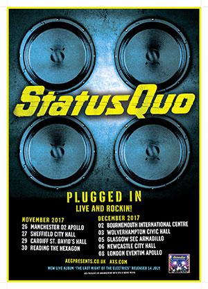 STATUS QUO - Page 6 Pluggedin300