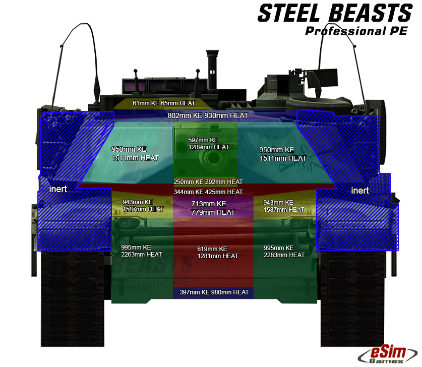 General Main Battle Tank Technology Thread: - Page 12 M1A2_SEP_frontLOS