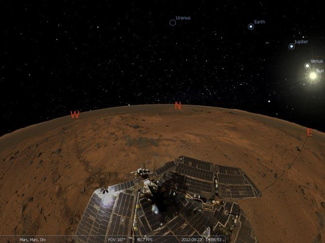 Phần mềm giúp bạn khám phá vũ trụ bí ẩn Stellarium 0.12.4 0.10-from-mars