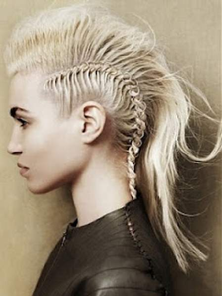 Interesantne frizure - Page 4 Pank-frizura-2