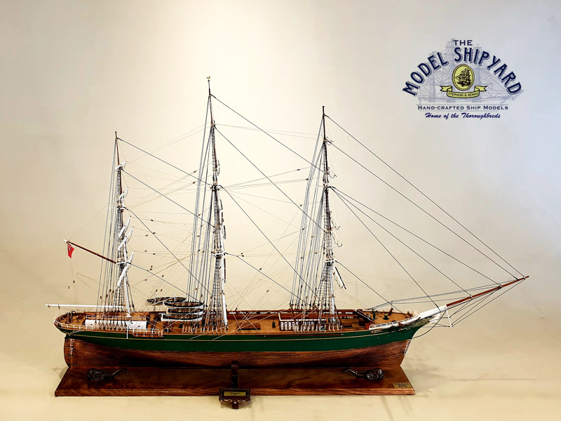 thermopylae - Cerco piani costruttivi Thermopylae (scala generosa) Thermopylae-Wooden-Scale-Model-Ship-Star-Beam