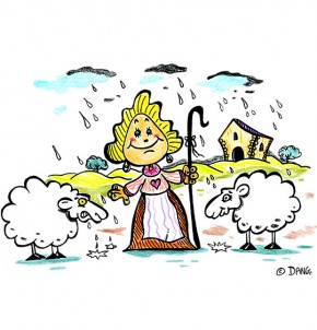 jeudi 11 février Chanson-il-pleut-il-pleut-bergere