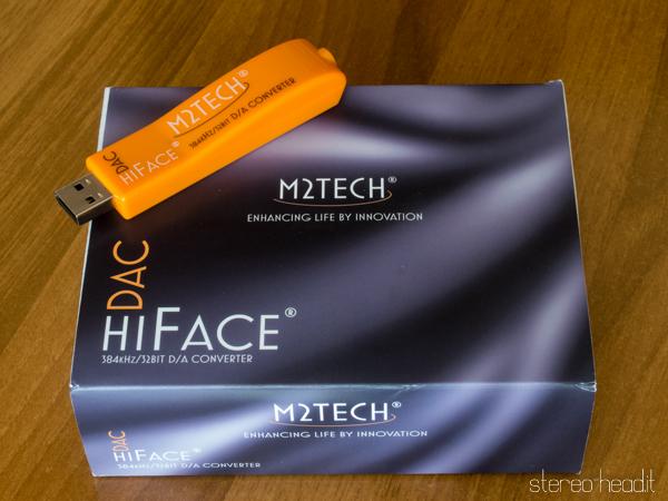 Recensione hiFace Dac P5292612