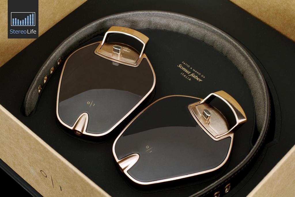 Sonus Faber Headphone Pryma - Carbon Marsala SonusFaberPryma-01