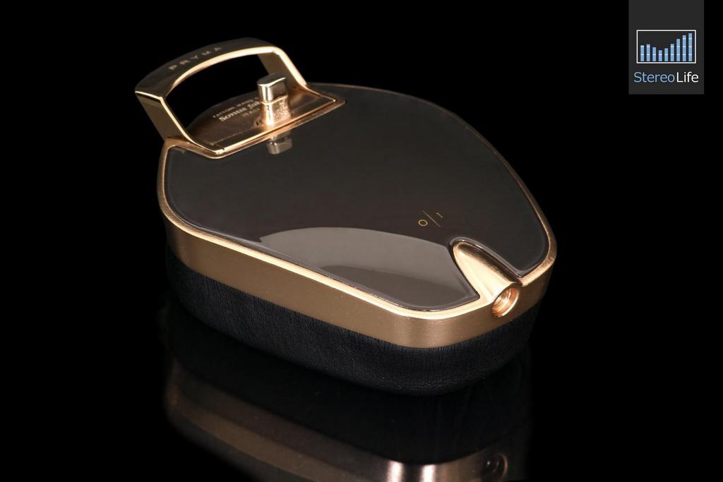 Sonus Faber Headphone Pryma - Carbon Marsala SonusFaberPryma-02