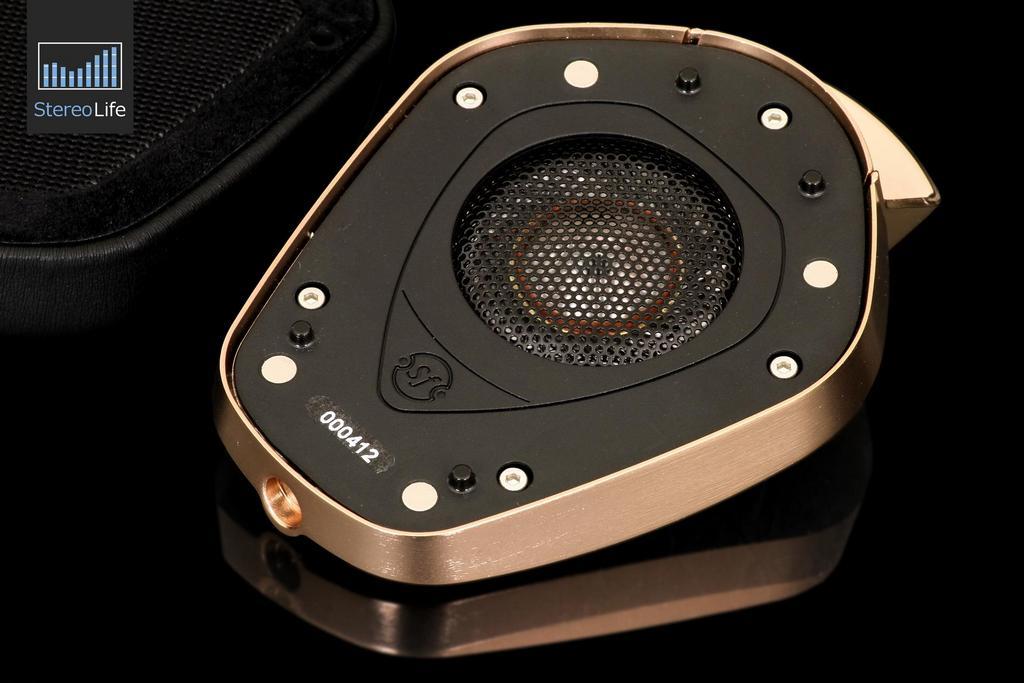 Sonus Faber Headphone Pryma - Carbon Marsala SonusFaberPryma-04