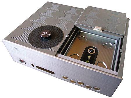 Lectores de cd de carga superior 305ensemble