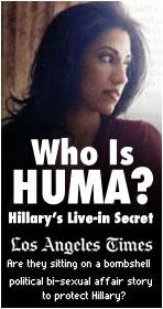 Democrats hurt more Americans. - Page 2 Hillary_Clinton_Lesbian_lover_Huma_Congressman_Weiner_Wife