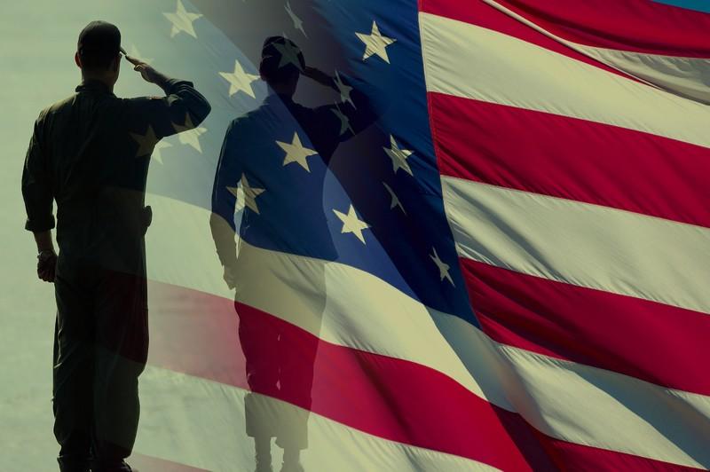 My Avatar Patriotic-Salute