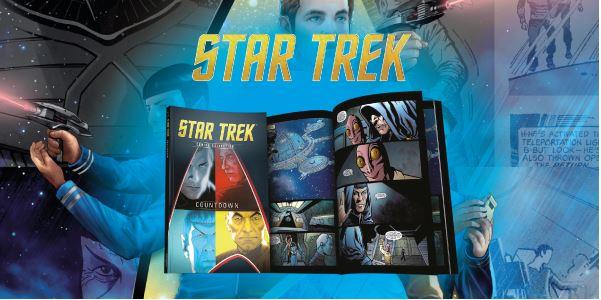 Fumetti che passione Star-Trek-Comics-Collection
