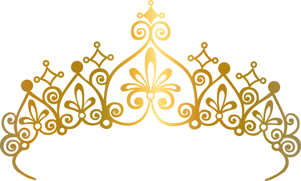 تيجان ملكية  امبراطورية فاخرة Ori-stickers-couronne-or-4977_12995