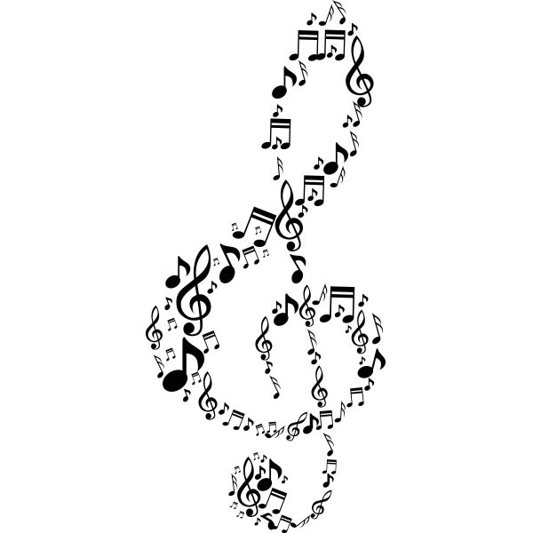 Du0 en LiVe Clef-de-sol-remplie-de-notes