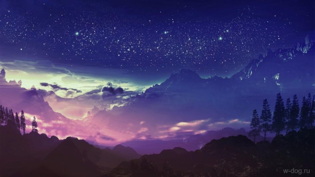 Звёздное небо и космос в картинках - Страница 2 2356