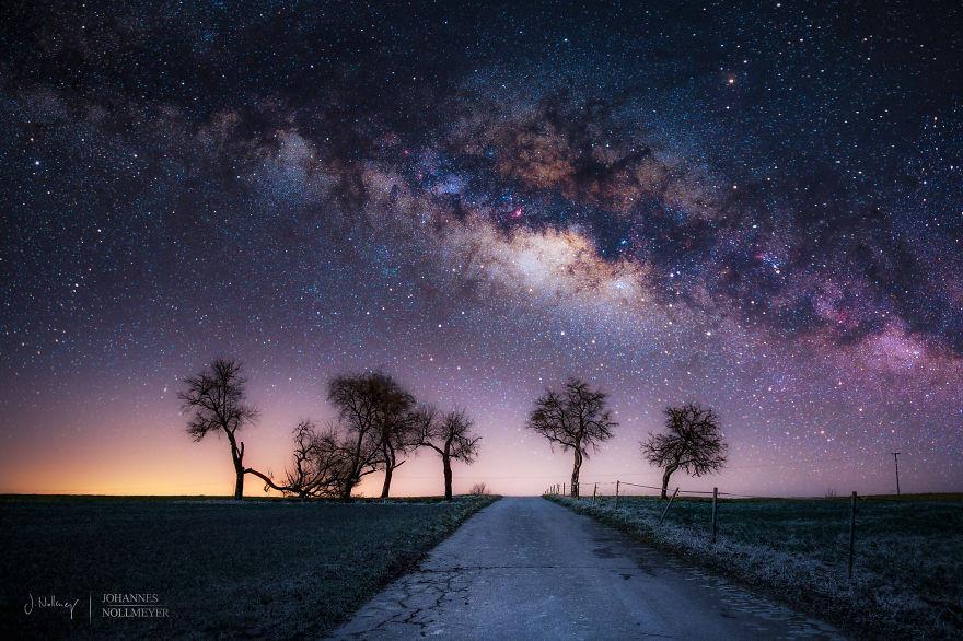Звёздное небо и космос в картинках - Страница 40 144