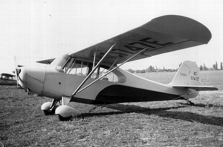 Le plus bel avion Aeronca5