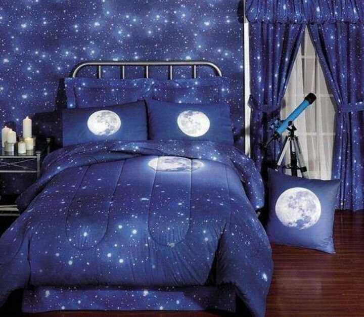 The United States of the Solar System, A.D. 2133 (Book Five) - Page 9 Outer_space_theme_bedroom