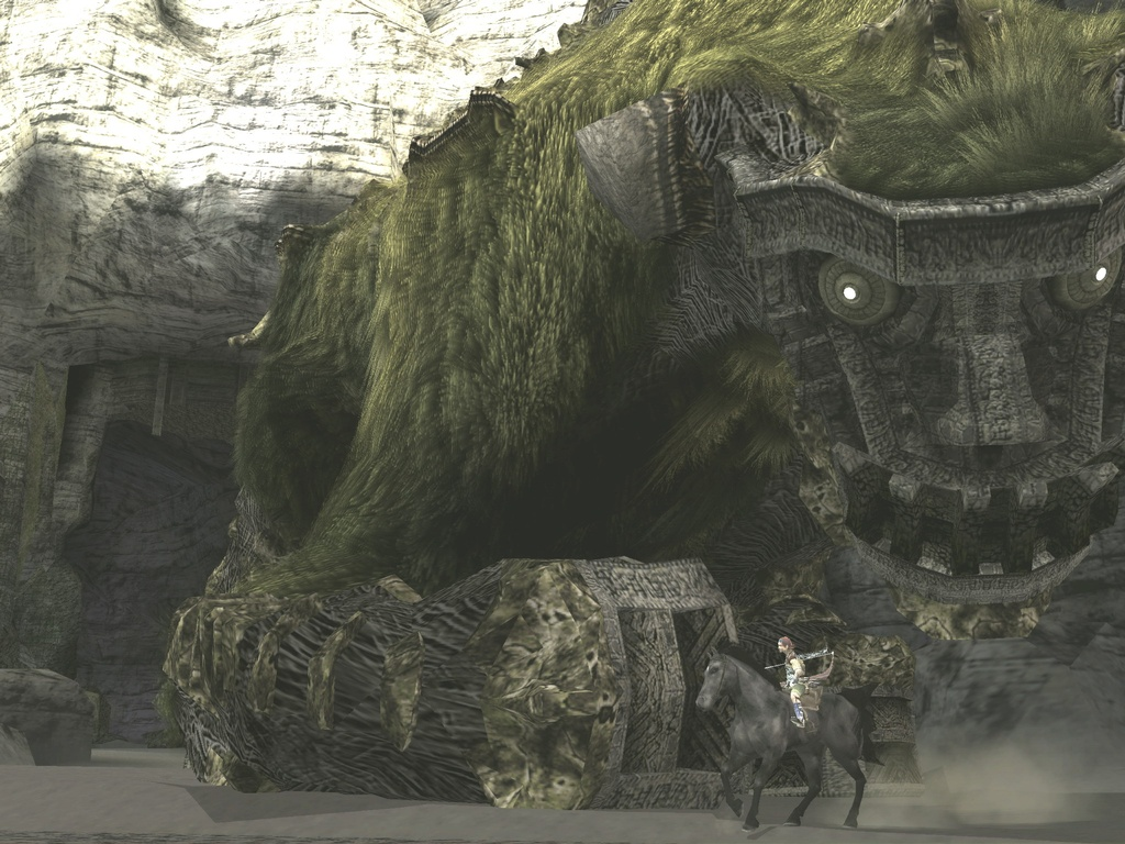 Game slike Colossus