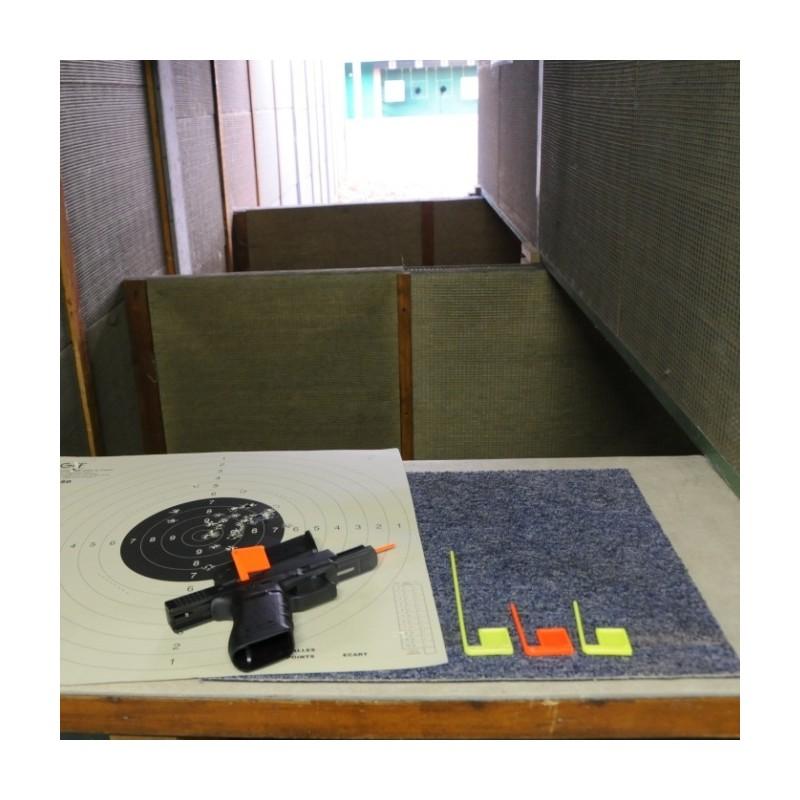Mise en sécurité d'une arme Modele-shooter-8cm