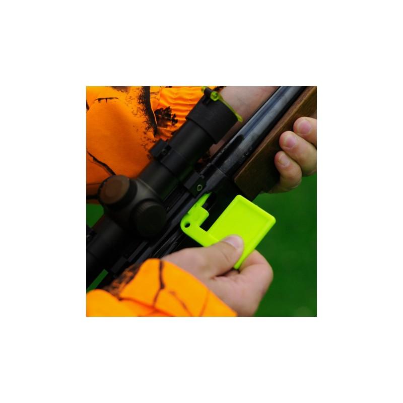 Mise en sécurité d'une arme Modele-hunter