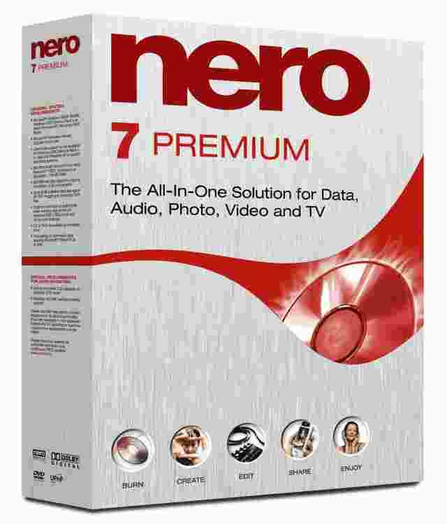 تحميل برنامج النيرو 7 Nero7