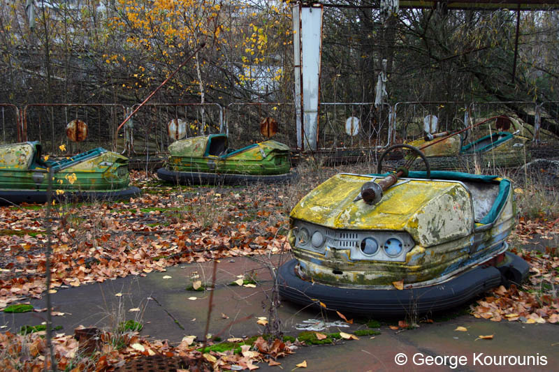 Dioramas catastrophes Chernobyl_10
