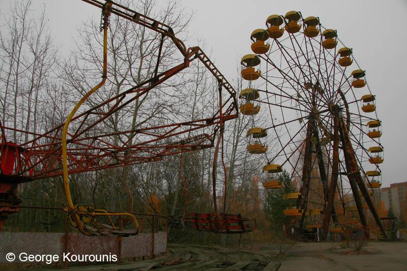 Dioramas catastrophes Chernobyl_11