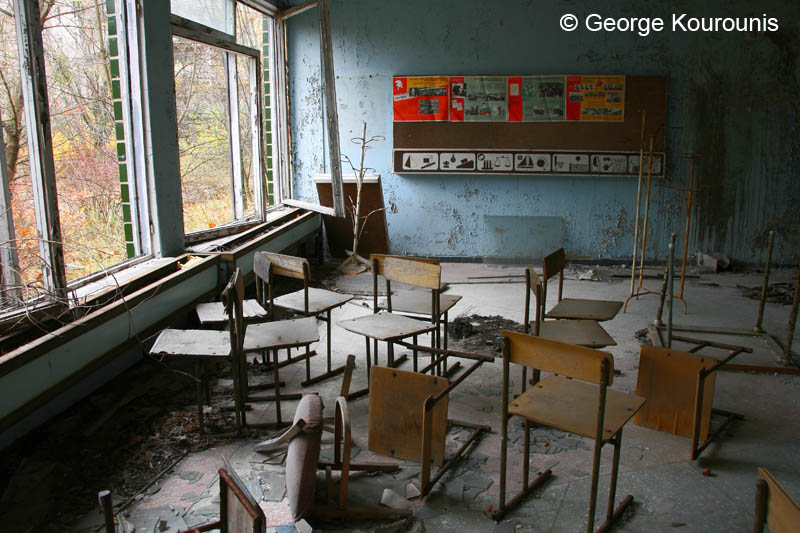 Dioramas catastrophes Chernobyl_24