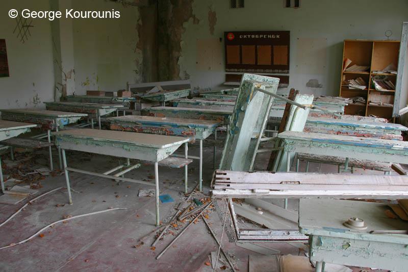 Dioramas catastrophes Chernobyl_25