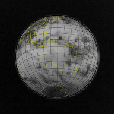 Akatsuki (Venus Climate Orbiter) - Mission de la sonde spatiale LIR-Firstlight_map