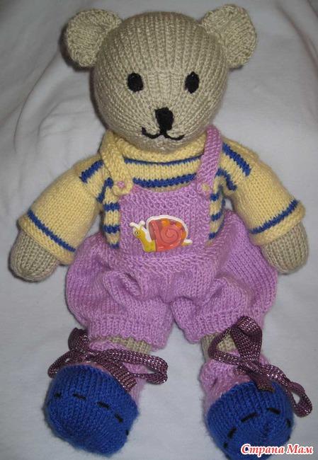 Мишка для мальчишки - Страница 2 1471252_55842-650x650