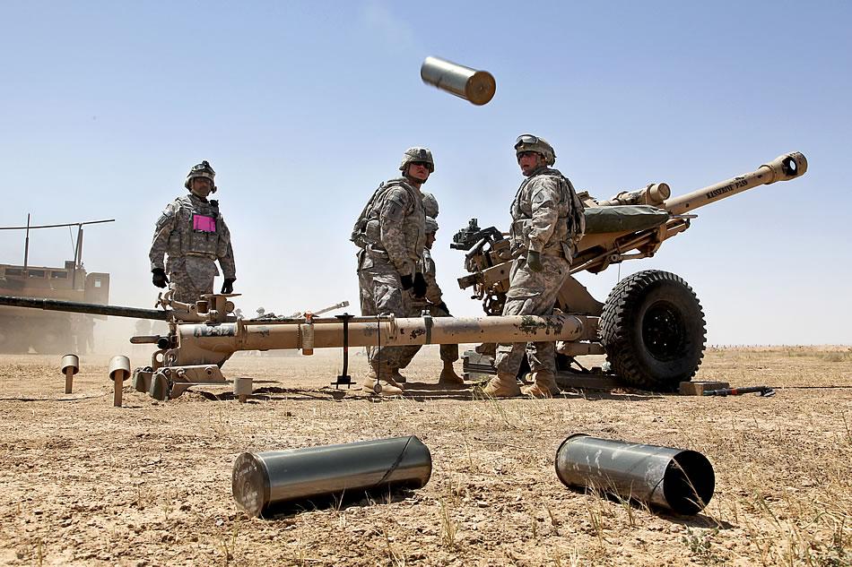 US Marine Corps (USMC) 32nd-Field-Artillery