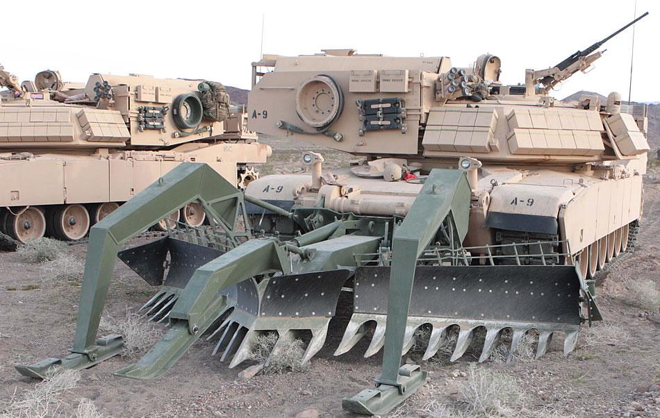 US Marine Corps (USMC) Assault-breacher
