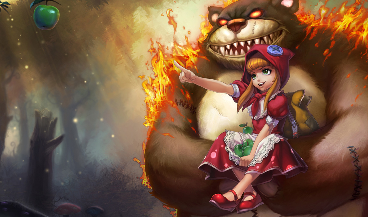 P.O League Of Legends Champs And Skins Annie_Splash_2