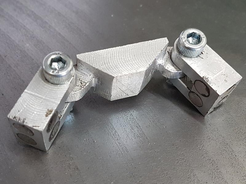 [Terminé] - Fabrication de 2 chariots pour poste à souder 013
