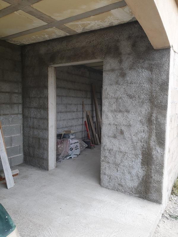 [Maçonnerie] Extension de mon atelier, Je vois le bout du tunnel ... - Page 2 162