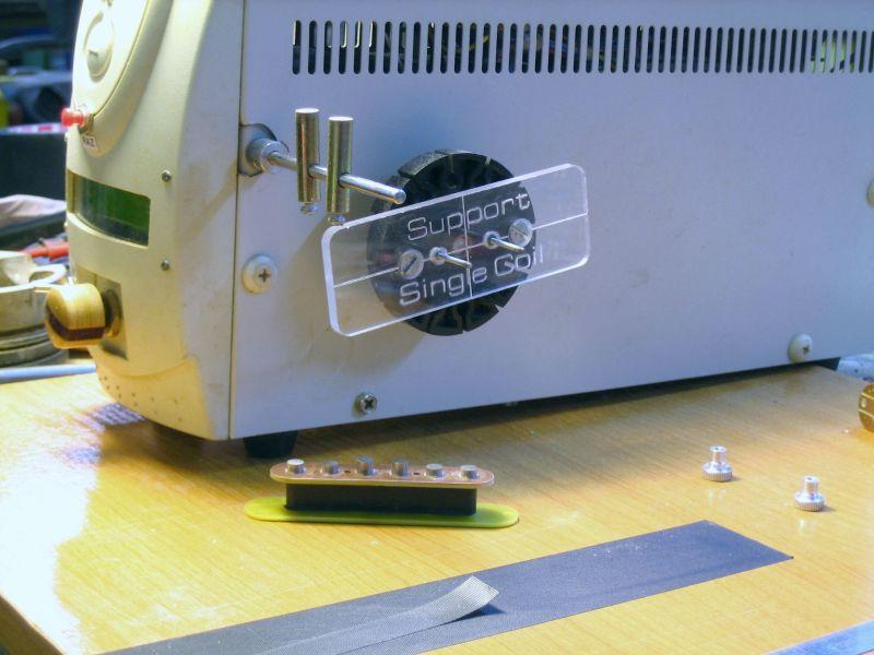 Fabrication d'une guitare Electrique : Terminée le 26/12/2014 - Page 3 026