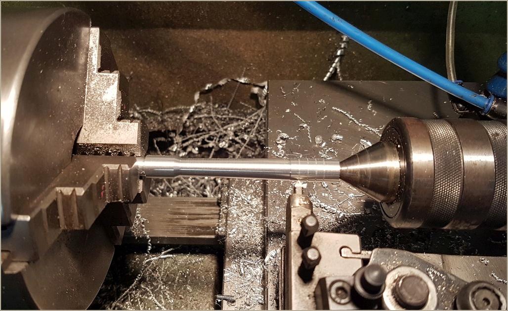 Exercice de tournage : Le pinceau de l'usineur !  10